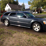 2007 Dodge Magnum SXT low kms (152)