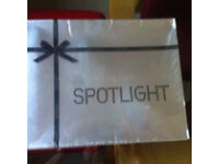 New spotlight perfume gift set