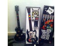 PS2 guitar
