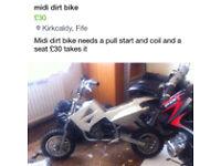 Midi dirt bike