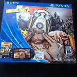 175$ obo. New unopened PS Vita with Borderlands 2