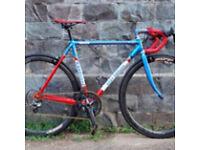 Eddy Merckx Motorola bike/frame