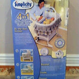 Simplicity 4 in 1 Convertible