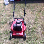 Lawn mower Fairfield Fairfield Area Preview
