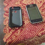 Samsung Discovery with Case
