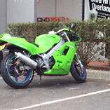 89 ZX2r ninja zx250a LAMS Penrith Penrith Area Preview