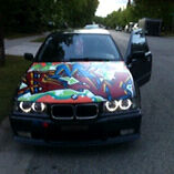 //M 1998 BMW 3-Series pick up from Armstrong BC