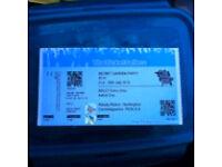 Secret garden party ticket