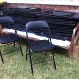 Folding chairs Carlton Kogarah Area Preview