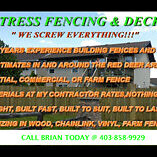 FORTRESS FENCING AND DECKS