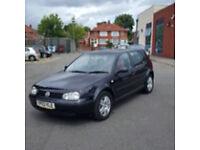 VW GOLF TDI 2002