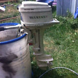 Mercury 6 hp outboard for sale