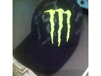 Monster baseball cap