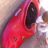 Jackson kayak Jackass Flat Bendigo City Preview