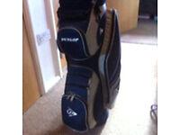 Golfing cart bag
