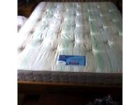 Silentnight king size mattress