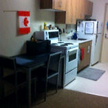 Students only -- bachelor apartment sublet