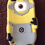 iPod touch 5 minion case for sale!