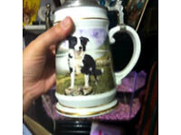 Collectors toby jugs limited edition