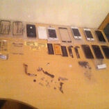 Iphone parts all brand new