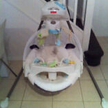 My Little Lamb Cradle 'n Swing - Fisher Price Gymea Sutherland Area Preview