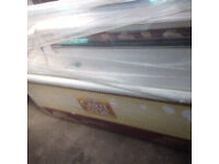 Ice cream scoop freezer/display freezer (used)
