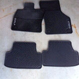 2015 VW Golf Winter Floor Mats