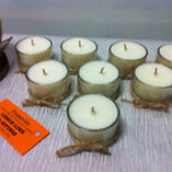 Lemon Lime & Bitters Natural Soy Wax Candle Bidwill Blacktown Area Preview