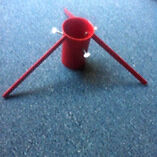XMAS TREE STAND STEEL VERY STURDY £10