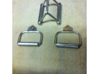 WEIGHT LIFTING CABLE ATTACHMENTS