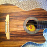 Gorgeous Sheng Feng Classical Acoustic Guitar - NEW LOWER PRICE