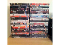 DVDs 5 for £5