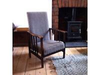 Vintage Recliner Chair