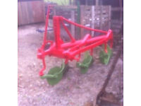 Good 3 furrow plough for sale