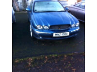 Jaguar xtype spares or repair