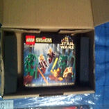 Star Wars lego naboo swamp sealed in box excellent condition Kewdale Belmont Area Preview