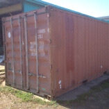20ft Shipping Container  Industrial Bundaberg Central Bundaberg City Preview