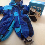 Infant ski gear Marrickville Marrickville Area Preview