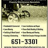 Landscape/mowing labourer