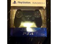 PS4 controller dualshock 4 unopened