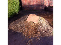 Free wood chippings!