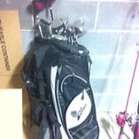 Women's golf clubs with bag Caringbah Sutherland Area Preview