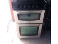 FREESTANDING COOKER COMES WITH A FULLY WORKING STORE WARRANTY RECONDITIONED £99
