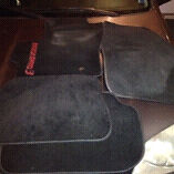 2007-2009 Mazdaspeed 3 Genuine Floor Mats