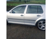 PARTS FOR VW GOLF TDI