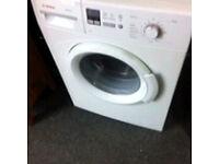 Bosch washing machine as new