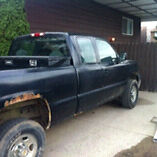 2003 Chevy 2500hd reduced