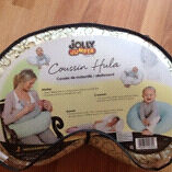 Jolly jumper breast feeding pillow Palmyra Melville Area Preview