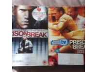 Prison Break seasons 1 and 2