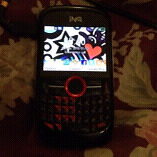 INQ Chat phone